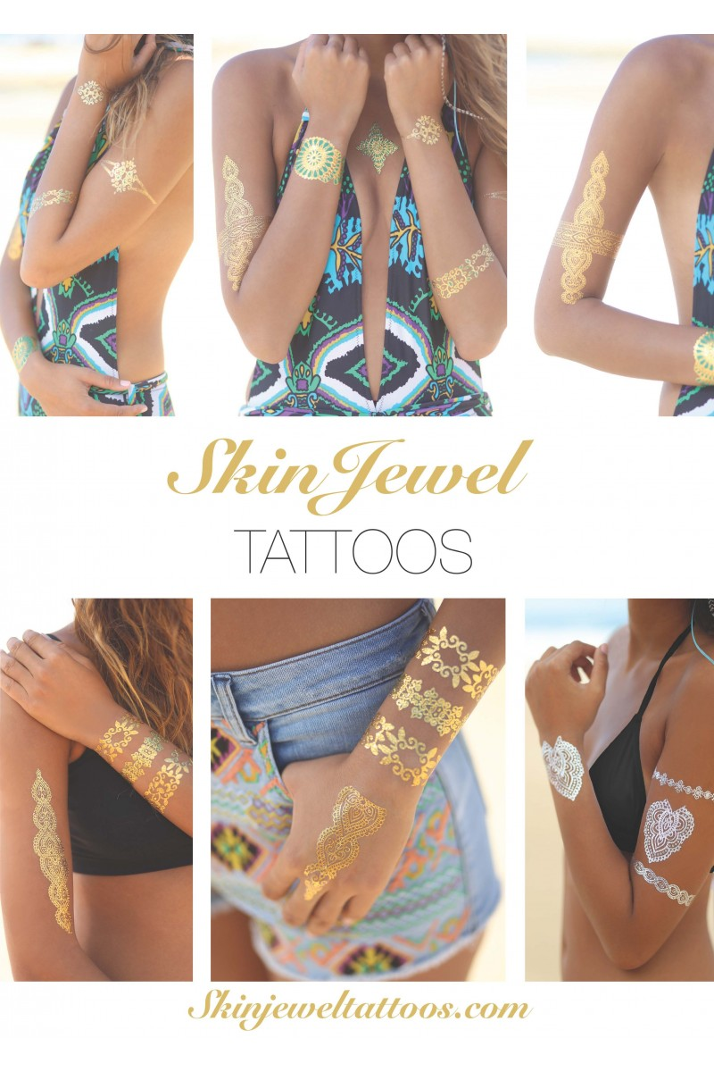 Tattoos BLUE LAGOON
