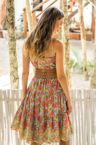 DRESS SOLEIL