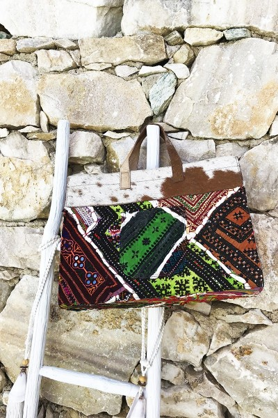 PATCHWORK BAG MEDIUM