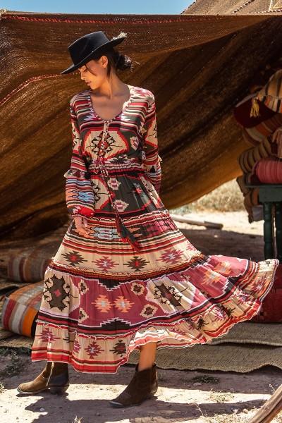 Dress KILIM