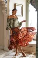 Skirt PATCHWORK