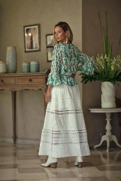 Skirt PLUMERIA