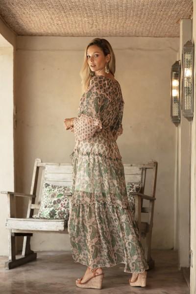 Dress WILD ROSE