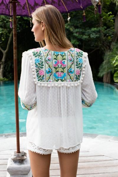 Crochet short